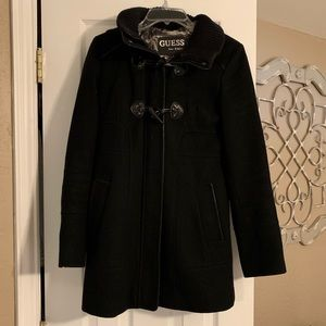 Guess winter coat. Excellent condition